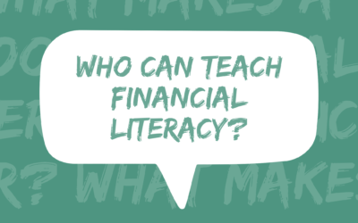 What Makes a Good Financial Literacy Instructor?