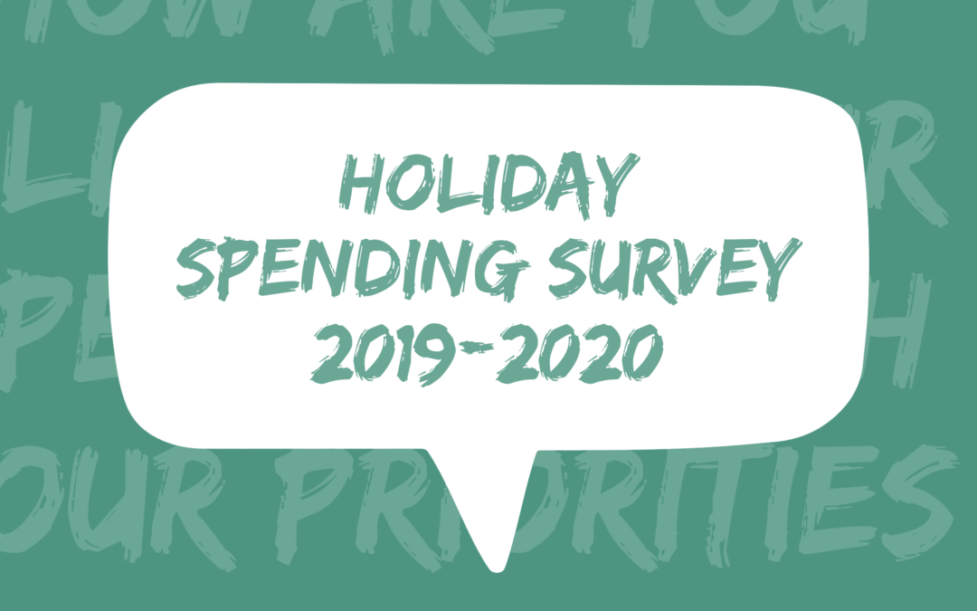 Our Holiday Spending Survey