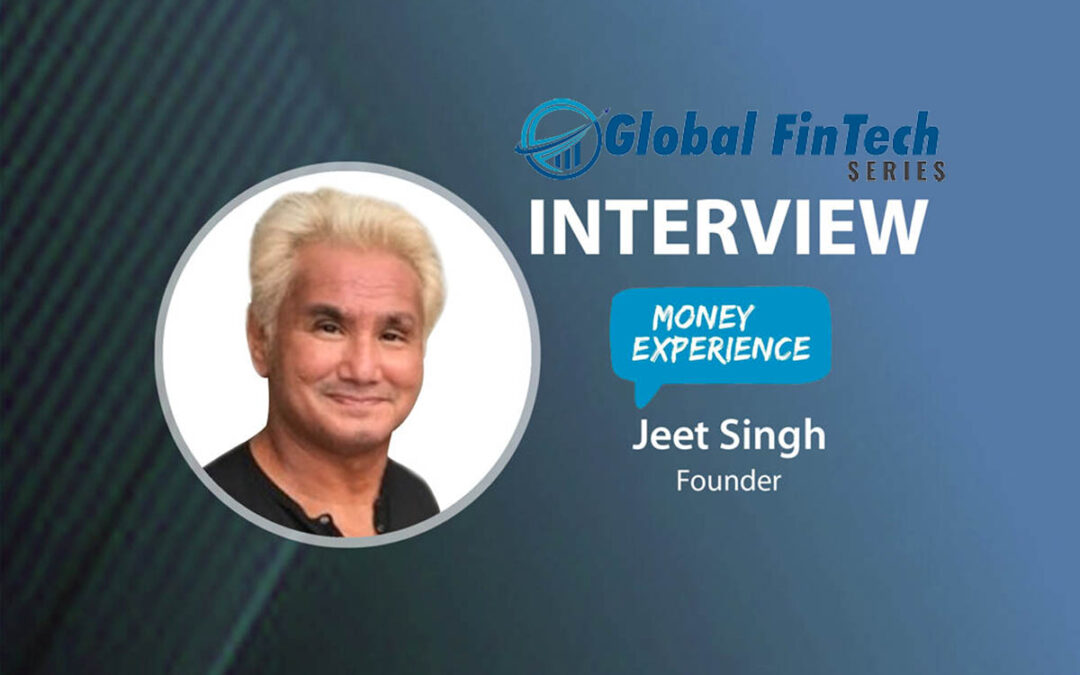 Interview with Jeet Singh, Founder of Money Experience